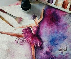 art, dance, and ballet image