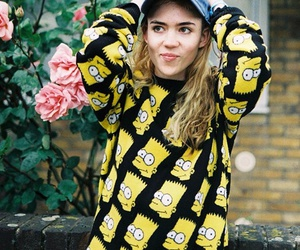 grimes, bart, and claire boucher image