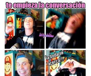 lol, memes, and memes en español image