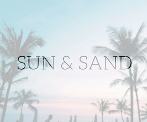 sun, sand, and summer image
