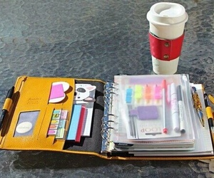 coffee and school image