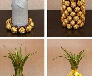 diy, gift, and pineapple image