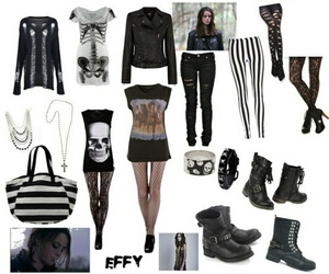 outfit, Effy, and skins image