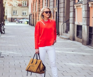 fashion, blogger, and blonde image
