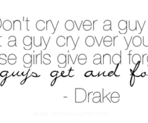 Drake, quote, and boy image