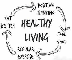 healthy and life image