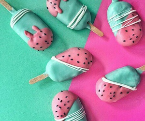 mint, watermelon, and delicious image