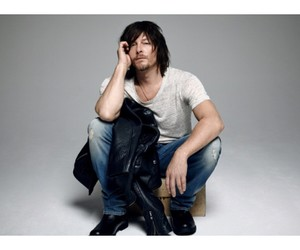 actor, Hot, and norman reedus image