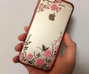 apple, beautiful, and flower image