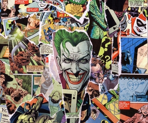 batman and Collage image