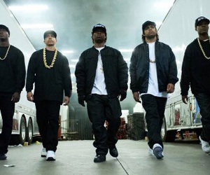 straight outta compton, movie, and NWA image