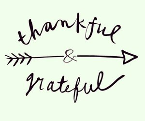 frase, thankful, and grateful image