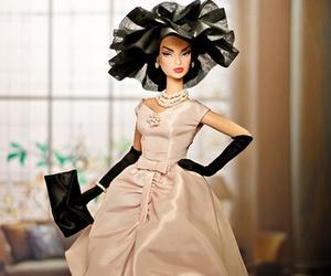 doll, fashion, and luxury image