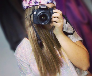canon, longhair, and photography image