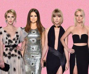 emma roberts, oscars, and Taylor Swift image