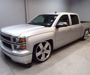 chevy, truck, and silverado image