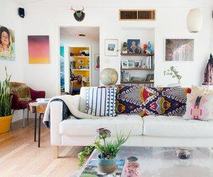 bookshelves, cosy, and interior design image