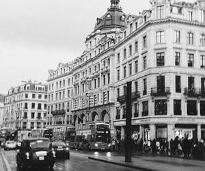 london, street, and beautiful image