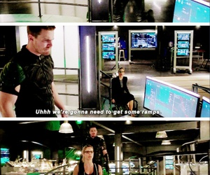 arrow, serie, and wheelchair image