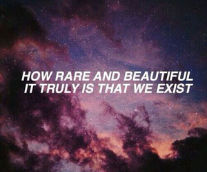 beautiful, galaxy, and sky image
