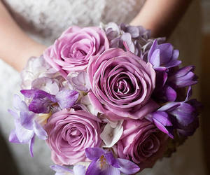 beautiful, flowers, and bouquet image