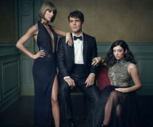 Taylor Swift, ️lorde, and austin swift image