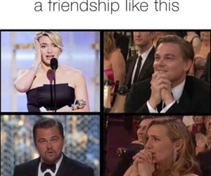kate winslet, leo dicaprio, and oscar image