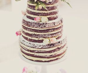 sweet, love, and cake image