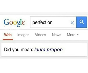 perfection, vause, and lauraprepon image
