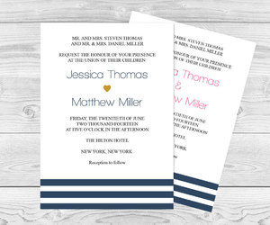 etsy, diy invitation, and printable wedding image
