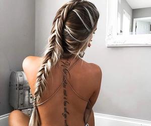 alternative, animals, and braids image