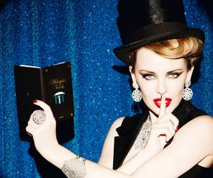 circus, kylie minogue, and Ellen Von Unwerth image