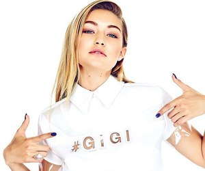 model, gigi hadid, and gigi image