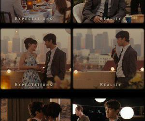 500 Days of Summer, hurt, and reality image