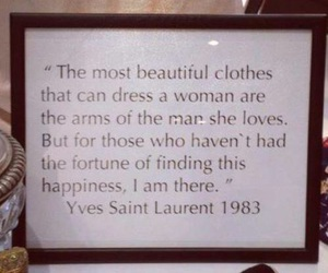 quote, fashion, and love image