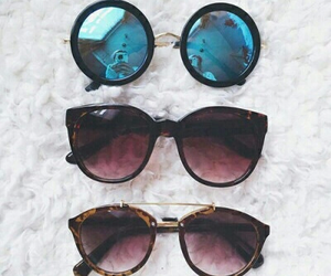 sunglasses, accessories, and summer image