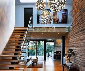 hall, home, and luxury image