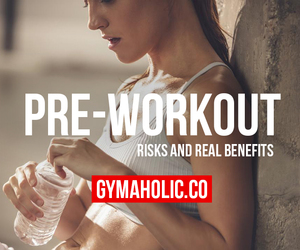 fit, workout, and fitness image