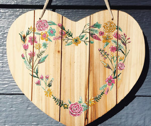 border, etsy, and flowers image