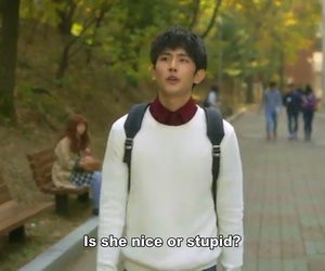 kdrama, cheese in the trap, and ji joon-ho image