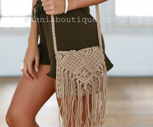 beige, shoulder bag, and xenia boutique image