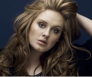 Adele and singer image