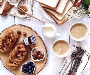 food and breakfast image