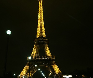 eiffel, peace, and tower image