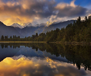 mountains, nature, and scenery image