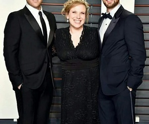 handsome, brothers, and chris evans image