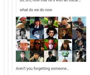 funny, johnny depp, and tumblr image