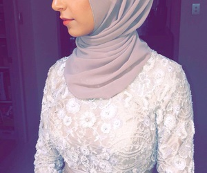 engagement, hijab, and muslim image