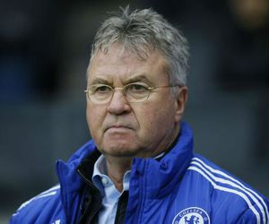 Chelsea and Guus Hiddink image