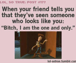 lol, funny, and friends image